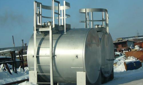 Резервуары РГС-5 от компании Газовик